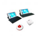 Коммуникативная система для инвалидов по слуху iTalk c системой вызова персонала