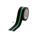 Противоскользящая лента, фотолюминисцентная. Тип C. Ширина 50мм
