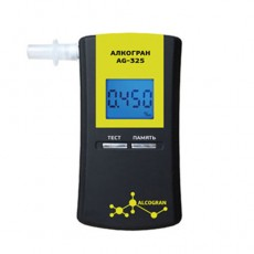 Персональный алкотестер Алкогран AG-325