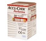 Тест-полоски Accu-Chek Performa №50