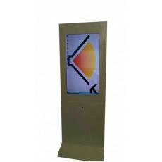 Информационный терминал Круст 42/3 - планшет, ПО для всех категорий ивалидности, индукционная система