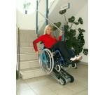 Гусеничный подъемник Stairmax лестничный для инвалидов