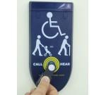 Кнопка вызова с магнитным ключом CH-101