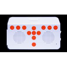 Тифлофлешплеер для слепых Соло-1. Устройство для чтения говорящих книг